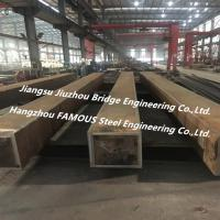 Cheap Heavy Box Type Structural Steel Fabrication For Urban Large Commercial Complex wholesale