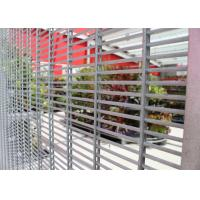 Cheap Polyester Powder Wire Mesh Security Fencing Max Perimeter Protection Anti -Climb Security Twin wire Fencing Panels wholesale
