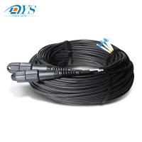 Cheap 2 CORE BBU RRU PDLC ODLC outdoor fiber optic patch cord for CPRI / ODVA PDLC Outdoor Cable Assembly wholesale