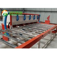 China 8 Million Sqm PVC Laminated Gypsum Board Cutting Machine With Dust Collector on sale