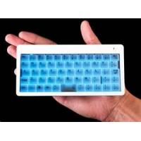 Cheap Portable Iphone 4 cordless Bluetooth Keyboards  Slide Out Game Controller Joystick wholesale