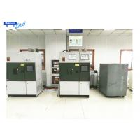 China Mobile RO DI Deionized Water Treatment Plant for UV Humidity Test on sale