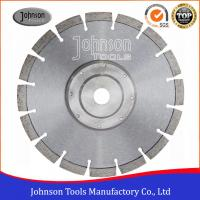 Cheap 105-600mm Wet Asphalt Cutting Blades Without Protection Segment Long Life wholesale