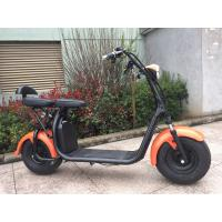 Buy cheap 1000W CE and RoHS aproved electric scooter with removeable lithium battery from wholesalers
