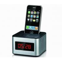 Cheap Protable iphone/Ipod/Ipad speaker with USB SD card slot and red led display model 3011 wholesale