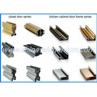 Cheap High Quality Aluminium Profiles for Kitchen Cabinet Door Frame wholesale