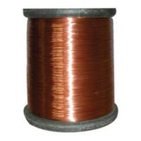 Cheap Round and Insulated tensile strength 2.5mm Aluminium Winding Enamel Copper Wire wholesale