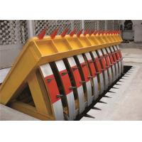 Buy cheap Low noise Electro Hydraulic Road Blocker , car park Heavy duty Rising Kerb from wholesalers