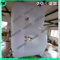 Cheap Inflatable Letter , Inflatable B Replica wholesale