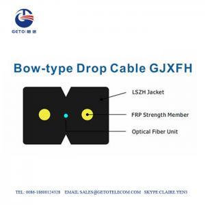Cheap GJXFH OM1 Single Mode Fiber Optic Cable wholesale