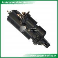 Cheap Original/Aftermarket High quality QSK19 Diesel engine parts 24V 9.0kw Diesel Engine Starter Motor 4081239 wholesale