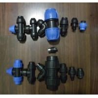 Cheap PP compression fittings wholesale