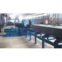 Buy cheap High Quality H beam Flange Plate Straightening Machine by Press Edge Deformate from wholesalers