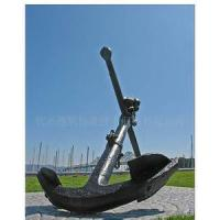 Cheap Hot Dip Galvanized Rock Boat Anchor Stock Anchor With ABS GL Certificate wholesale