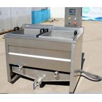 Cheap Commercial 21kw Fried Chicken Machine / Stainless Steel Potato Frying Machine wholesale
