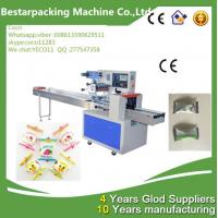 Cheap soft Candy 3-side-seal pouch packaging machine from Bestarpacking coco wholesale