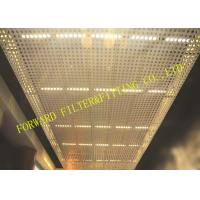 Buy cheap Custom Decorative Lamps And Lanterns And Roof Perforated Metal Sheet Sus 304/316/316L from wholesalers