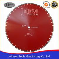 Cheap 650mm Laser Diamond Saw Blades with Good Performance for Road Cutting wholesale
