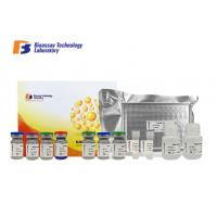 Cheap 2 Hours Assay Time Elisa Sandwich Assay Kit 0.05ng/Ml - 30ng/Ml Standard Curve Range wholesale