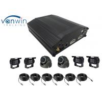 Cheap 8 Channel HDD 4G GPS WIFI  Basic MDVR AHD H.264 video mobile DVR for Bus with Mouse Operation wholesale