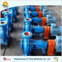 Cheap Centrifugal Horizontal Single Stage End Suction Chemical Acid Pump wholesale
