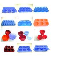 Cheap Silicone Kitchenware, Nonstick Silicon Cake Mould With Customized Shape wholesale