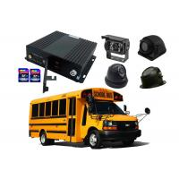 Cheap DVR sd card recorder 4 channel with 4G GPS WIFI for Option for vehicle wholesale