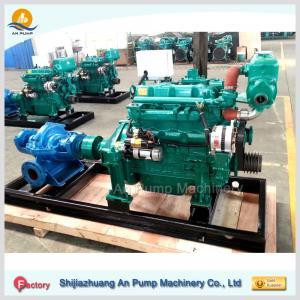 Cheap Double suction urban drainage project split case pump wholesale