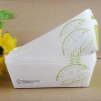 Cheap Foldble Paper Box Packaging , Paper Box For Hot Dog And Snack Packaging wholesale