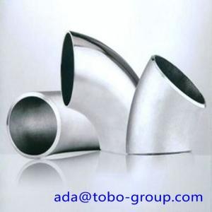 Cheap A403 WP316 Stainless Steel Elbows SCH10 - SCH160 XXS 45 90 180 Degree wholesale