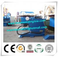 China 1T advanced Small Welding Positioner equipment , Turntable Weld Manipulator CE on sale