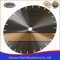 Cheap Low Noise Saw Blade Blanks Power Tools Accessories For Cutting Granite / Marble 30CrMo Or 50Mn2V Material wholesale