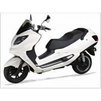 Cheap EEC Lithium Battery Electric Motorised Scooter With Pedals 72V 60AH wholesale