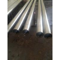 Cheap BS 6323 Big Diameter Mild Steel Exhaust Tubing Thin Wall CFS4 CFS6 CFS7 wholesale