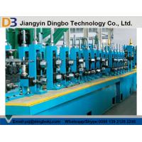 Cheap Automatic Customized DB76 Welded Carbon Steel Tube Mill Line PLC Control wholesale