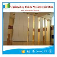 Cheap Multe Color folding wall panels Office Furniture Aluminum Partition 500 / 1230mm for sale