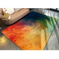 Cheap Anti Static Modern Dining Room Rugs , Big Floor Rugs Contemporary Modern       wholesale
