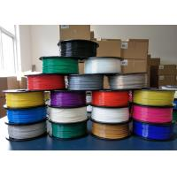 Cheap 1.75mm 3.00mm High Quality 3D Printer PLA ABS Filament Full Colors wholesale