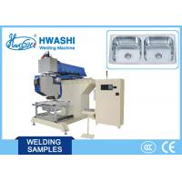 Cheap CNC Automatic Welding Machine Seam / Roll Welding Stainless Steel Kitchen Sink Applied wholesale