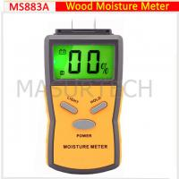 Buy cheap MS883A 5~40% Wood moisture Meter from wholesalers