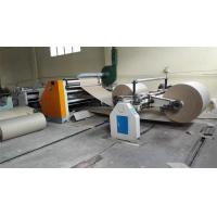 Cheap 2 Ply 3 Ply Corrugated Box Making Machine / Corrugated Paperboard Production Line wholesale