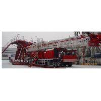 Steel 1500m 550HP 1350K NZJ15 Self propelled Drilling Rig For Oil Well
