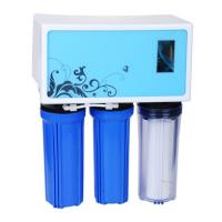 China Wall Mount 5 Stage Reverse Osmosis Water Filter System With Dust Cover on sale