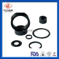"Cheap High Purity Sanitary Clamp Gaskets 1/2""-12""  Working Pressure Up To 3000psi wholesale"