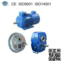 Buy cheap Crusher Spares 5.5 7.5 11 15 22 KW 3 Phase Conveyor Motor Gearbox Speed Reducer Shaft Bore 30~125 Mm from wholesalers