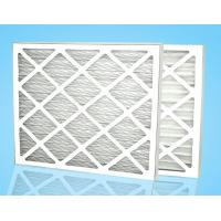 China Pleated air filter on sale