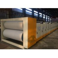 Buy cheap Steam Heating 5 Layer Corrugated Cardboard Production Line With 2000mm Effective from wholesalers