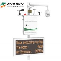 China Modules Design Wireless Environmental Monitoring System Air Dust Quality Monitor on sale