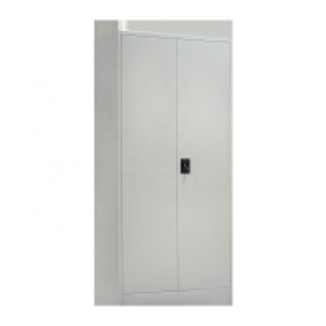 Cheap Steel Office Storage Cupboard 2 Door Filing Cabinet Knock Down Structure wholesale