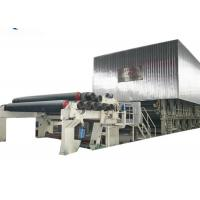 Cheap High Speed Corrugated Paper Making Machine Stable Operation Width 4600mm wholesale
